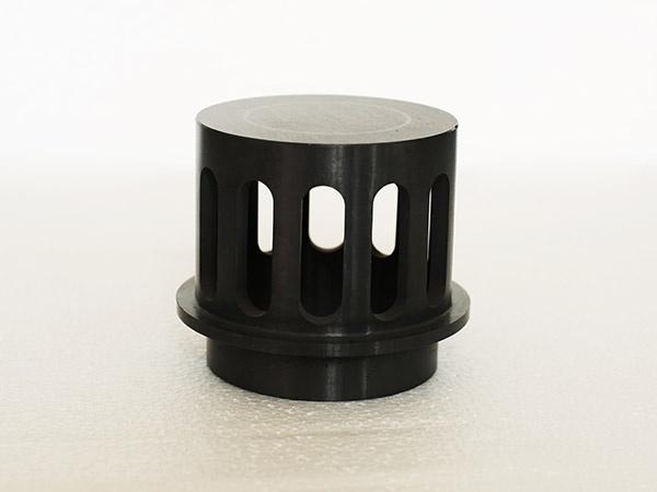 氮化硅尾氣罩